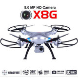 Quadcopter X8G Drone W/ 8.0 MP HD Camera