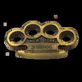 1864 New York Metro Police Reinforced Aluminum Knuckles
