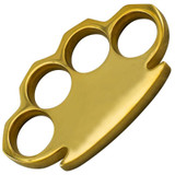 Gold Real Solid Brass Knuckles