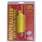 Neutralizer Pepper Spray - Yellow