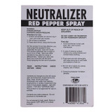 Neutralizer Pepper Spray - Pink