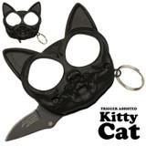 Black Cat Public Safety Jabber and Knife Black