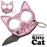 Black Cat Public Safety Jabber and Knife - Pink