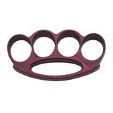 Knockout Knucks Tiger Tactical ABS Unbreakable Plastic Belt Buckle - Brown