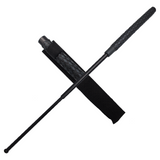 Knockout Knucks 32.5 Inch Police Baton/Solid Steel Stick High Quality Baton W/Case - Fall Sale