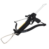 Knockout Knucks 80 LB Crossbow Fiber Glass Bow with 3 Arrows 1