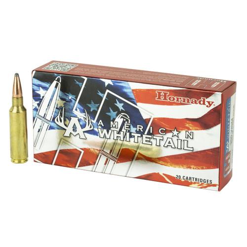 Hornady American Whitetail .300 Winchester Short Magnum (WSM) 165gr Interlock Soft Point 20/Box