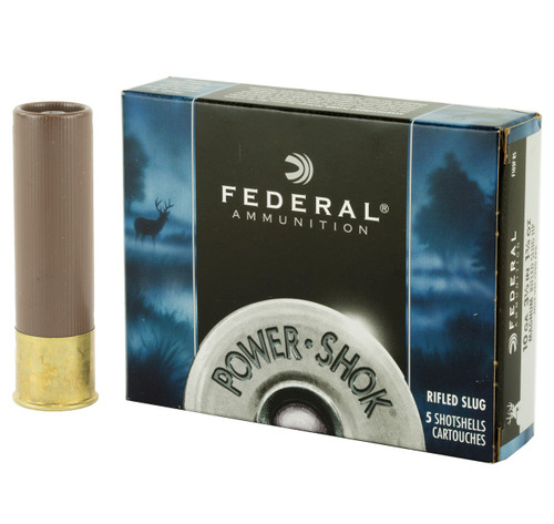 Brand: Federal Ammo | MPN: F103FRS | Use: Home Defense, Hunting (Deer) | Gauge: 10 | Length: 3-1/2"