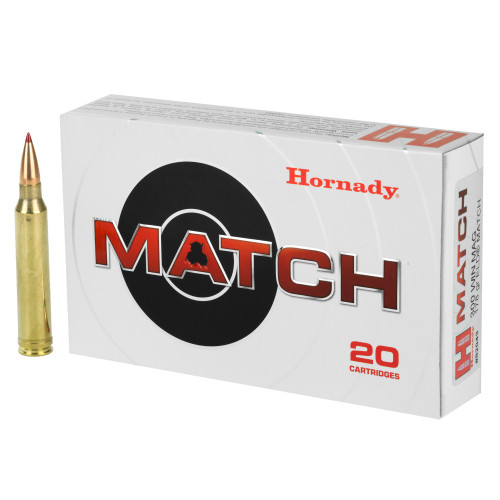 Hornady Match .300 Winchester Magnum 178gr ELD Match 20/Box