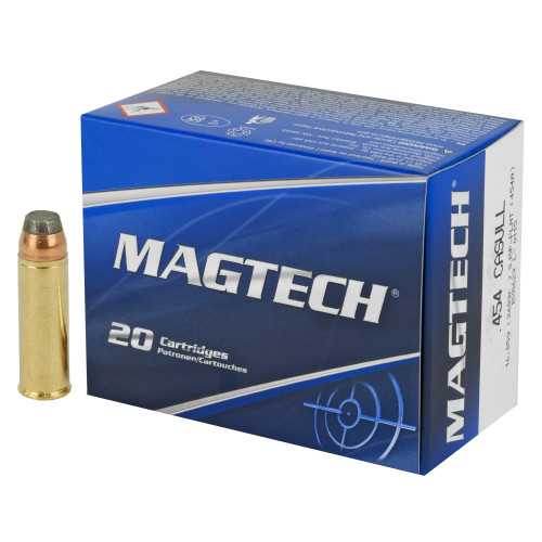 MAGTECH Sport .454 Casull 240gr Semi-Jacketed Soft Point 20/Box