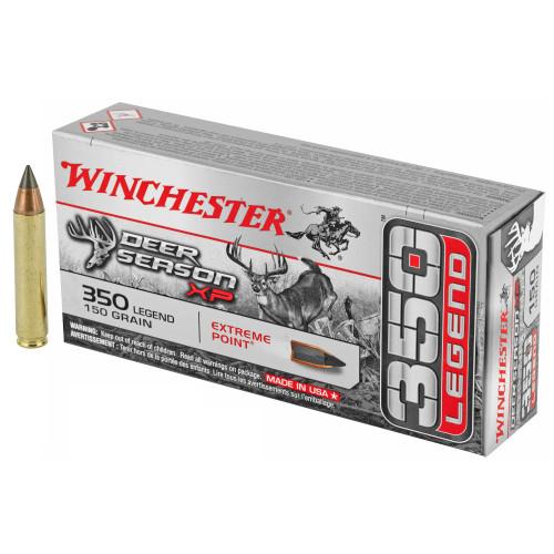 Winchester Deer Season XP .350 Legend 150gr Extreme Point Polymer Tip 20/Box