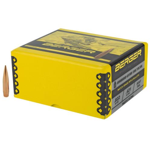 Berger OTM Tactical Bullets .338 Caliber (.338 Diameter) 300gr Hybrid Open Tip Match 250/Box