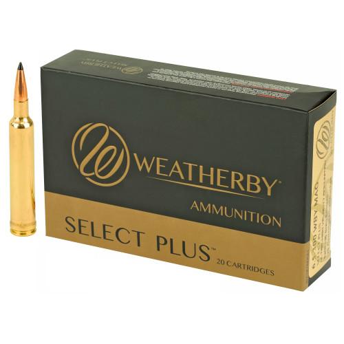Brand: Weatherby Ammo | MPN: F653130SCO | Use: Hunting (Mule Deer, Elk) | Caliber: 6.5-300 Weatherby Magnum | Grain: 130 | Bullet: Bonded Polymer Tip | MUNITIONS EXPRESS