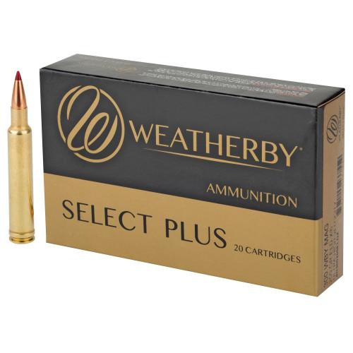 Brand: Weatherby Ammo | MPN: H300200ELDX | Use: Hunting (Elk, Black Bear) | Caliber: .300 Weatherby Magnum | Grain: 200 | Bullet: Polymer Tip | MUNITIONS EXPRESS