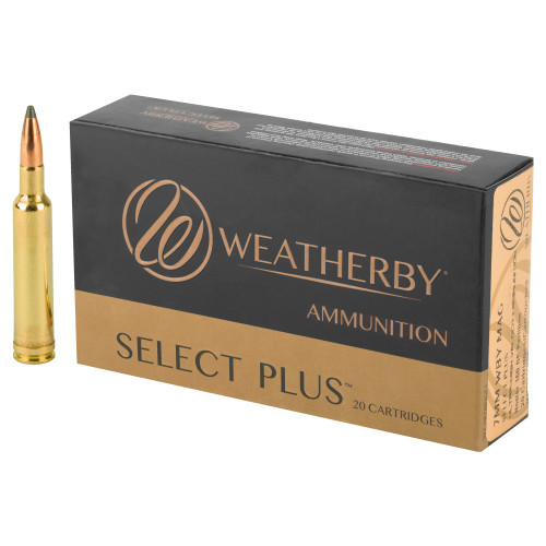 Brand: Weatherby Ammo   MPN: N7MM160PT   Use: Hunting (Deer, Elk)   Caliber: 7mm Weatherby Magnum   Grain: 160   Bullet: Jacketed Soft Point   MUNITIONS EXPRESS