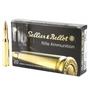 Sellier & Bellot 7x57mm Mauser (7mm Mauser) 140gr Full Metal Jacket 20/Box