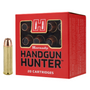 Brand: Hornady Ammo | MPN: 9151 | Use: Hunting (Deer, Elk) | Caliber: .454 Casull | Grain: 200 | Bullet: Jacketed Hollow Point | MUNITIONS EXPRESS