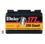 Brand: Daisy Pellets | MPN: 990257-512 | Use: Plinking, Target, Hunting (Quail, Snipe) | Caliber: .177 | Grain: 7.87 | Pellet: Flat-Nosed | MUNITIONS EXPRESS