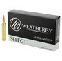 Brand: Weatherby Ammo | MPN: H240100IL | Use: Hunting (Deer, Hogs) | Caliber: .240 Weatherby Magnum | Grain: 100 | Bullet: Jacketed Soft Point | MUNITIONS EXPRESS