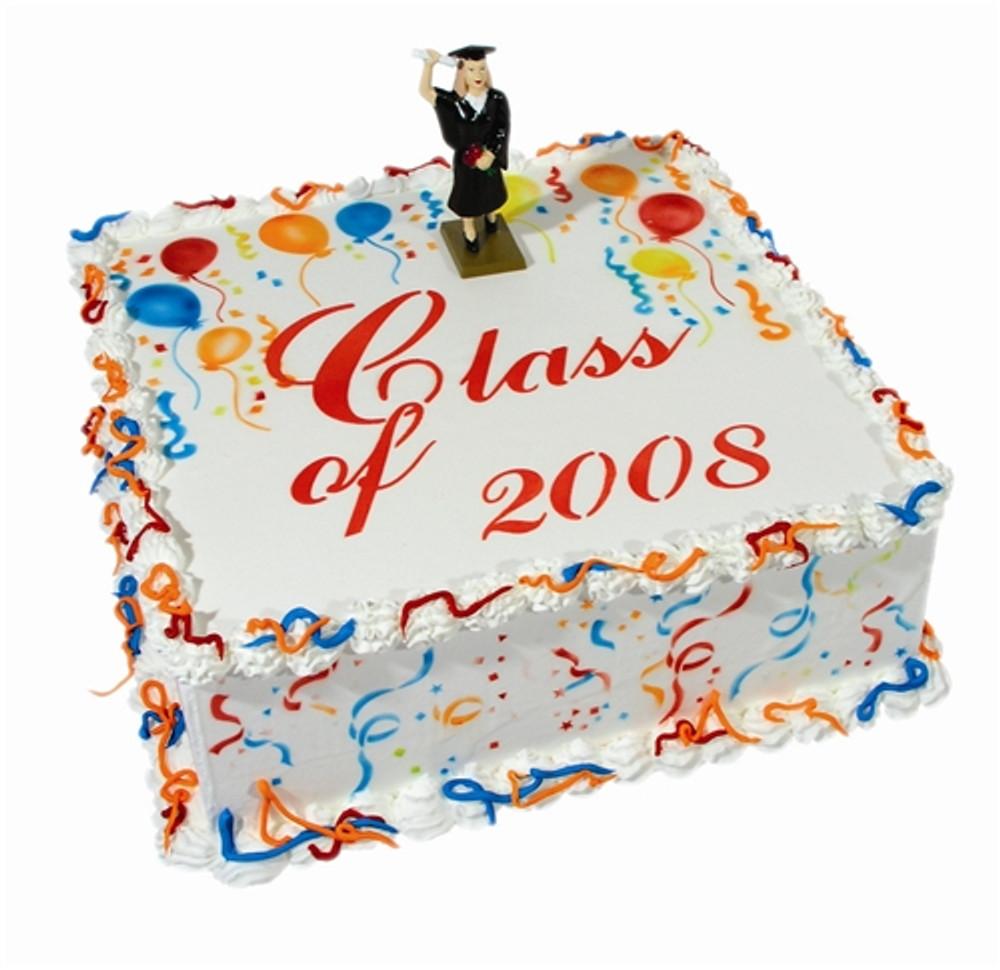 Confetti Cake Stencil