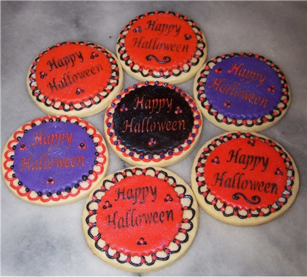 Celebration Cupcake/Cookie Top