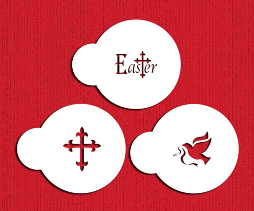 Easter Candy Stencil Set