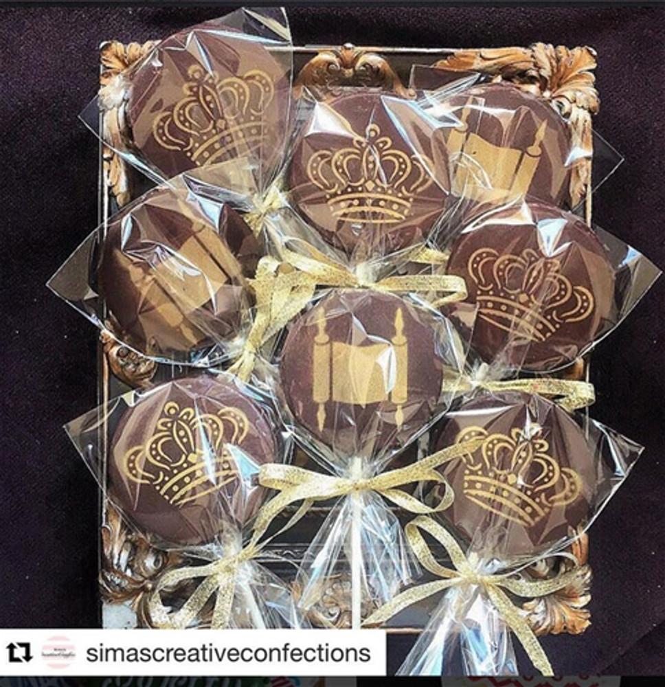 Royal Crowns Cookie Set