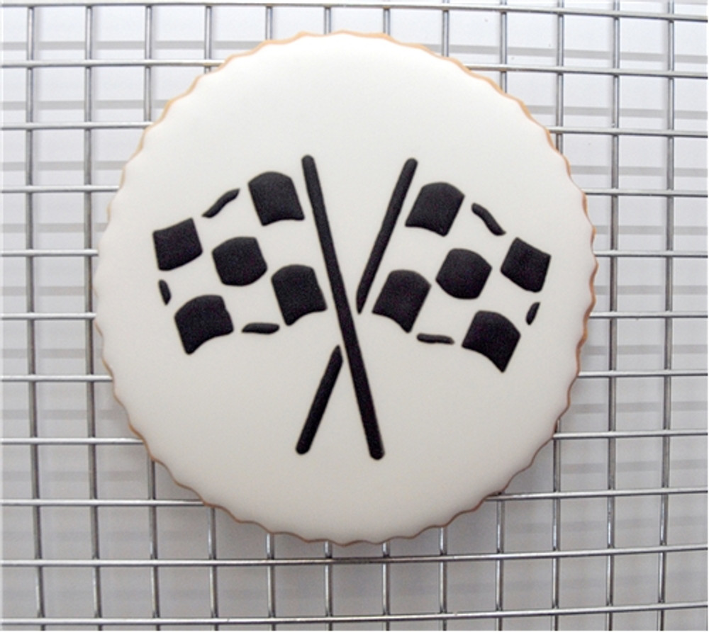 Racecar Cookie Set