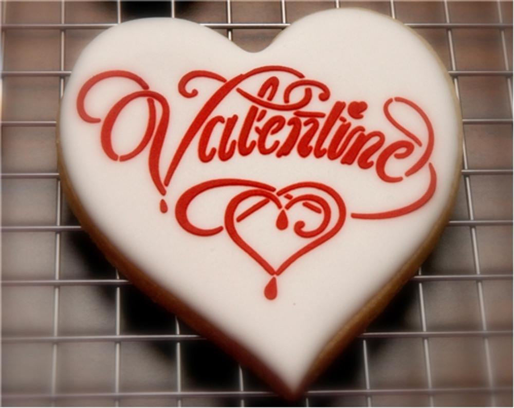 Valentine Heart Stencil Set (NoCutter)