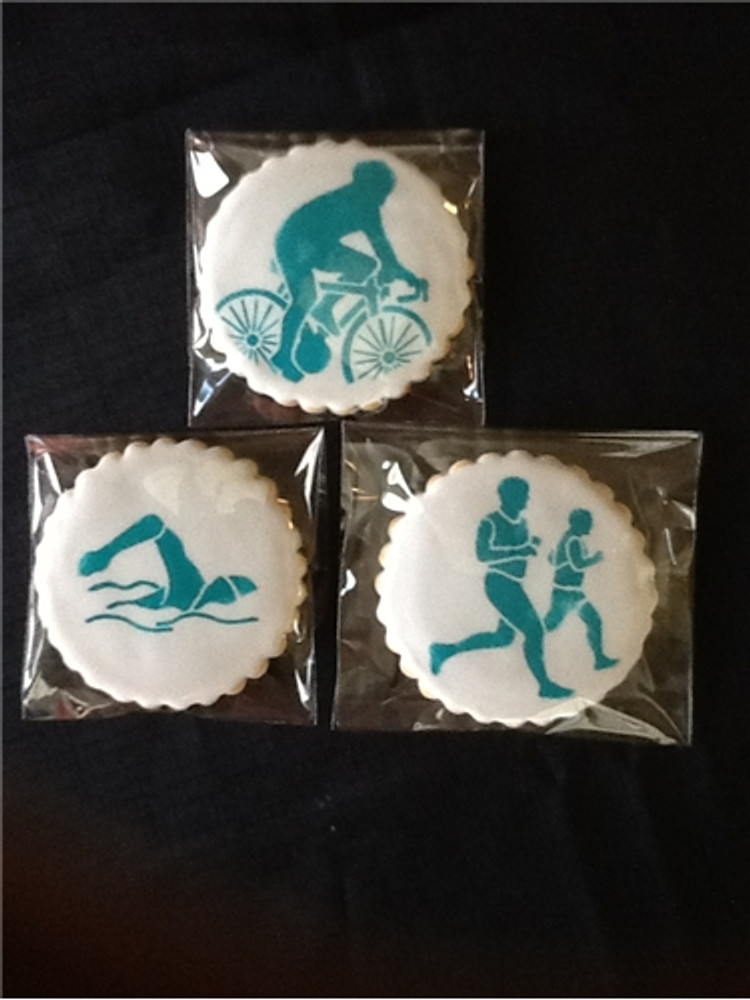 Victorian Circle Border Cake and Cookie Stencil Set