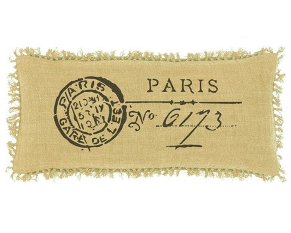 Paris Postmark Stencil