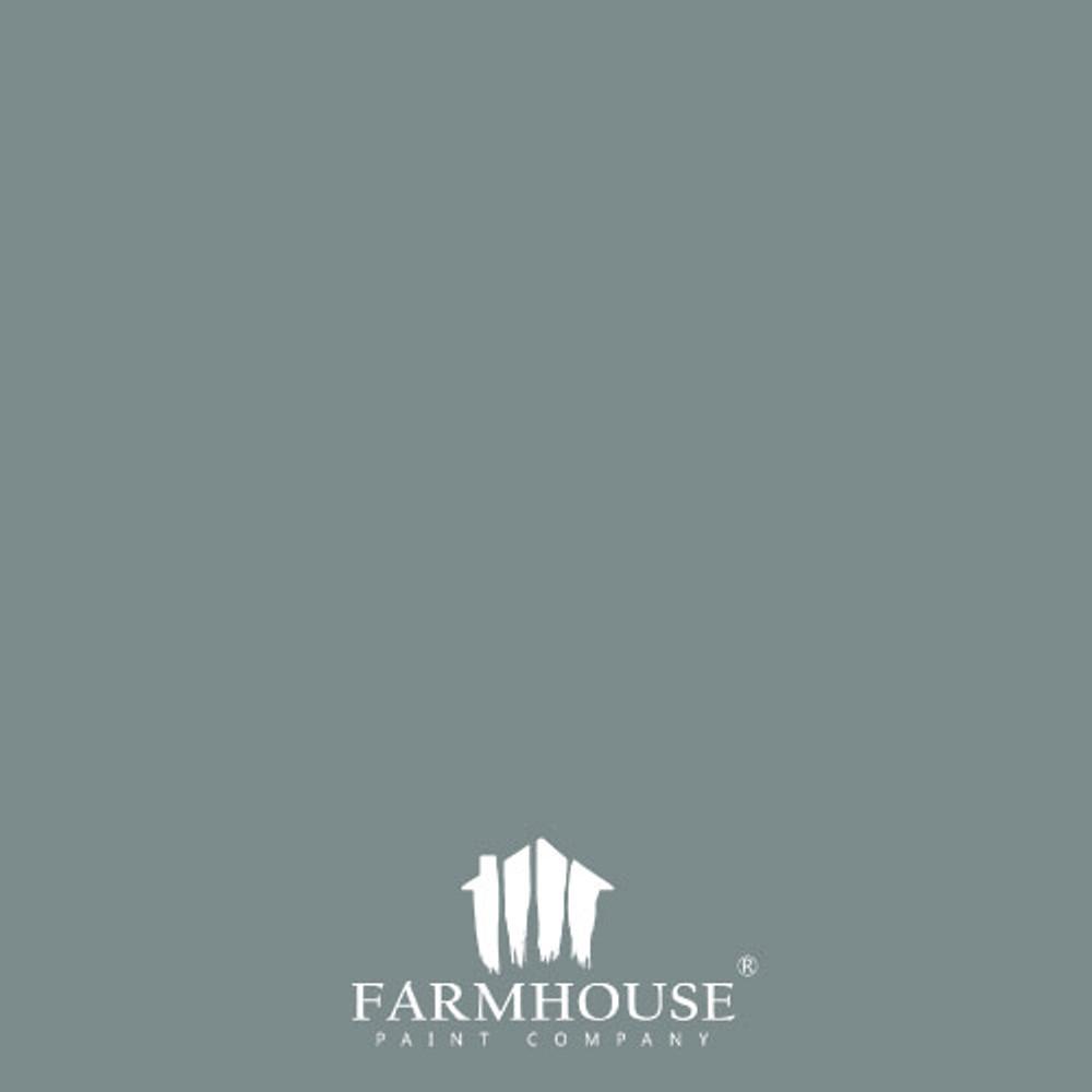 Blue Slate Farmhouse Paint