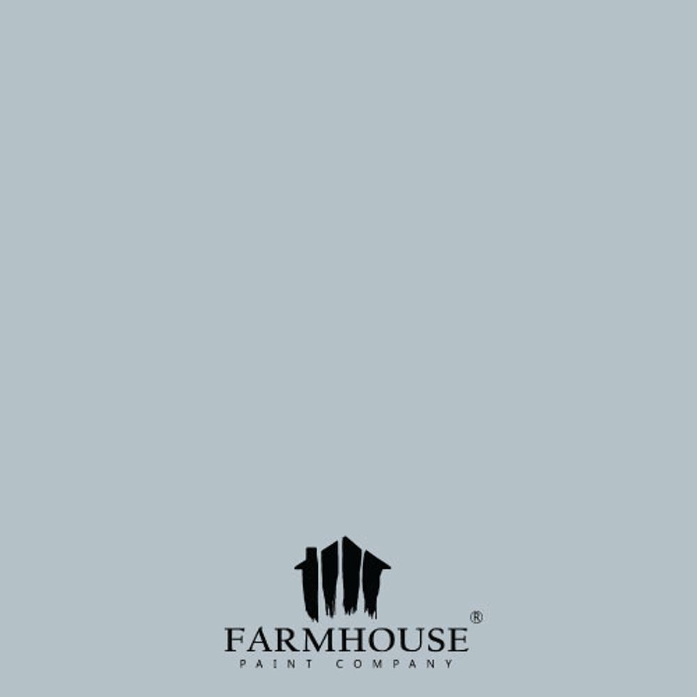 Blue Toile Farmhouse Paint