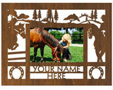 Equestrian Frames