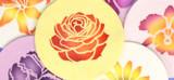 Garden Cookie & Candy Stencils