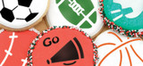 Sports & Hobbies Cake and Cookie Stencils