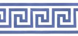 Greek Key and Lattice Wall Stencils