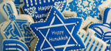 Jewish Cookie & Candy Stencils