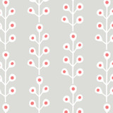 Blooming Vines (Mommy and Me Collection H) All Over Wall Stencil by Victoria Borges SKU #WAG102