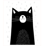 Mix and Match Animal VIII - Cat Stencil by Victoria Borges SKU #WAG108