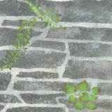 Fieldstone Wall - Wall Stencil
