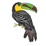 Toucan Bird Wall Stencil
