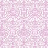 Persian Textile Wall Stencil