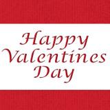 Happy Valentine's Day Cake Stencil