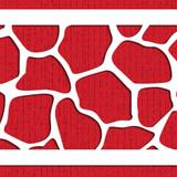 Giraffe Skin Cake Stencil or Wall Stencil