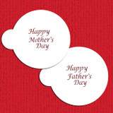 Happy Mothers/Father's Day Cookie Set