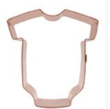 Baby Onesie Copper Cookie Cutter