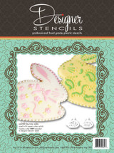 Bunny Rabbit  Cookie Set (no cutter)