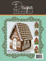 Gingerbread House and Cookie Cutter Set