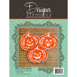Jack-o-Lantern Tin Cookie Cutter Set